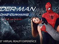 Gina Gerson in Spider-Man: Home Cumming - VRBangers