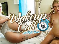 Kali Roses in Wake Up Call - WankzVR