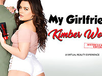 Naughty America VR - My Girlfriend: Kimber Woods  - NaughtyAmericaVR