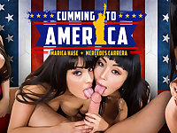 MilfVR - Cumming to America