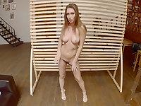 VR porn - High Class Curves - StasyQ VR