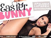 Apolonia Lapiedra in Easter Bunny - VirtualRealPorn
