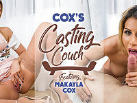 MilfVR - Cox's Casting Couch